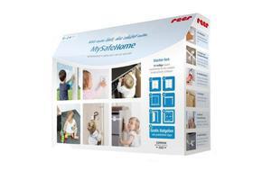 Zestaw 15szt zabezpieczeń domowych MySafeHome REER - 2843154685