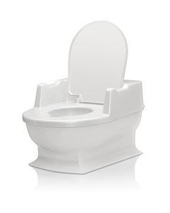 Nocnik z wyjmowanym pojemnikiem, małe wc, reer - biała - 2874322935
