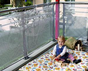 Siatka zabezpieczająca balustradę, na schody, REER - 2873161268