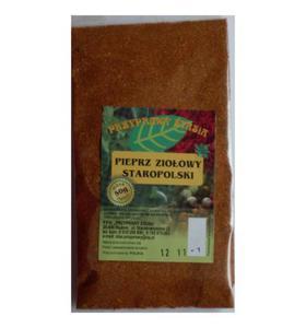 Pieprz ziołowy staropolski - 50g (pakiet 20 szt. = 1000g) - 2827761660