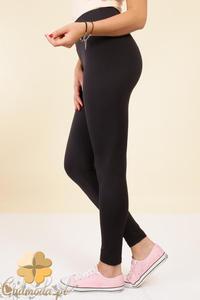 CM0268 Włoskie legginsy getry wysoki stan wellness SILK SPA - 2832070411