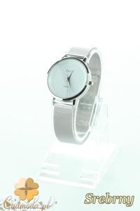CM2198 Niezwykle elegancki zegarek damski - srebrny - 2832076859