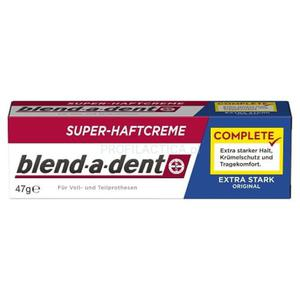 BLEND-A-DENT extra stark orginal klej do protez 47g - 2835215494