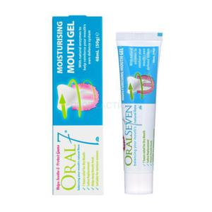 ORAL7 żel suchość jamy ustnej 40ml - 2856020829