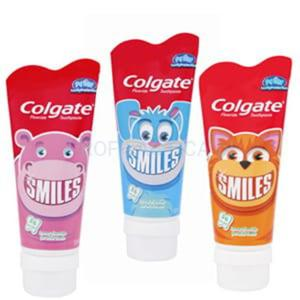 COLGATE Smiles Pasta 2-6 lat 50 ml - 2822256352