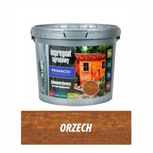 Impregnat ogrodowy 5l - orzech - Primacol jednowarstwowy - 2860913267