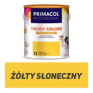 Farba Trendy Colors żółty słoneczny 2,5 l - 2827420956