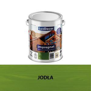 LuxDecor 5 l jodła impregnat dekoracyjno-ochronny do drewna - 2827421222