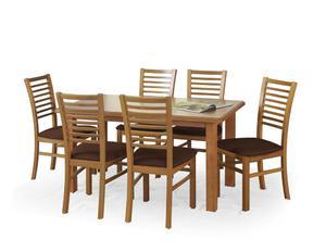 Stół rozkładany Emil (140-180x80x74 cm) Halmar - 3 kolory - 2845113803