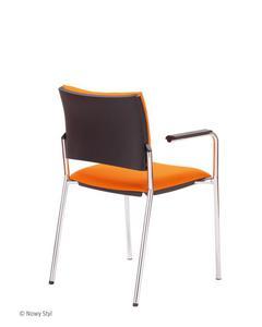 Krzesło Intrata Visitor 31 (V-31) ARM FL Nowy Styl (EXPRESS) - 2845113540