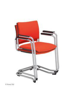 Krzesło Intrata Visitor 31 (V-31) ARM CF Nowy Styl - 2845113516