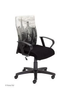 Krzesło biurowe Zoom Nowy Styl (Wzory) - 2845113640