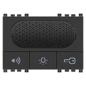 Domofon Due Fili z przyciskami funkcyjnymi - 2860884153