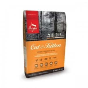 Orijen Cat & Kitten 5,4 Kg- Przesyłka pobraniowa 0zł!!! -Gwarancja długiego terminu przydatności! - 2858589989