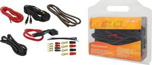 Zestaw montażowy CAR AUDIO Peiying ZLA0412 - 2852554180