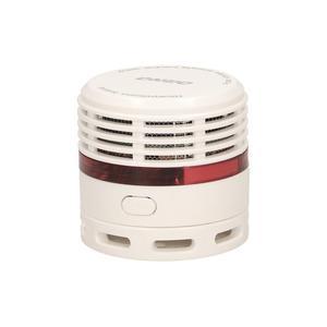 Detektor czujnik dymu ze zintegrowaną baterią 3V ORNO / OR-DC-628 - 2879074883