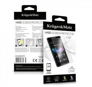 Folia ochronna GSM HARD do Kruger&Matz LIVE - KM0020 - 2859686576
