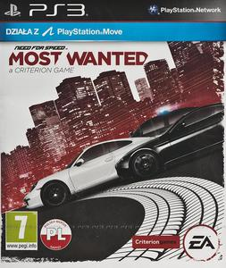 Gra PS3 Need For Speed Most Wanted - 1668013496