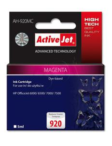 ActiveJet AH-920MC tusz magenta do drukarki HP (zamiennik HP 920 CH635A) - 1668012984