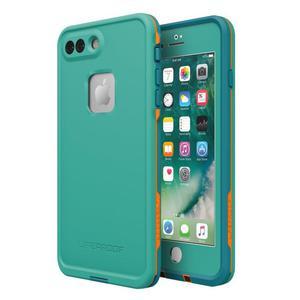 Lifeproof FRE do iPhone 7 - wodoszczelna obudowa ochronna z IP-68/MIL STD (zielono-pomarańczowy) - 2863966305
