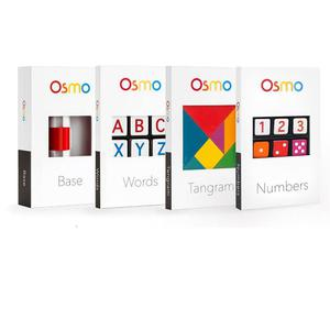 Osmo Genius Kit - zestaw 5 gier edukacyjnych do iPad - 2859480456
