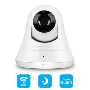 eTIGER Motorized IP Camera - Zdalnie obracana bezprzewodowa kamera HD (iOS/Android) - 2876865440