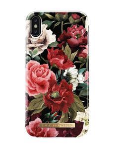 iDeal Fashion Case - etui ochronne do iPhone Xs Max (antique roses) - 2859481395