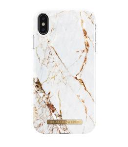 iDeal Fashion Case - etui ochronne do iPhone Xs Max (carrara gold) - 2881890687