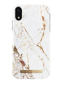 iDeal Fashion Case - etui ochronne do iPhone XR (carrara gold) - 2881890692