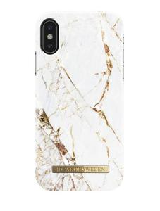 iDeal Fashion Case - etui ochronne do iPhone X/Xs (carrara gold) - 2881890694