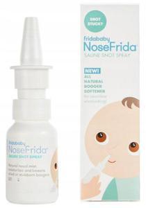 NoseFrida Spray Do Nosa Roztwór Soli Morskiej - 2235636490