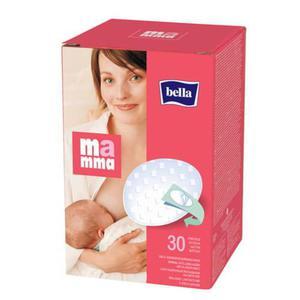 Bella Mamma Wkładki Laktacyjne Z Przylepcem 30szt - 2235634724