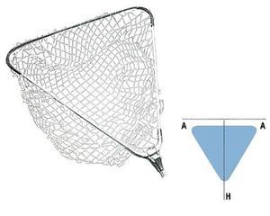 Podbierak Jaxon Metal Safe Nylon Net - 2822725066
