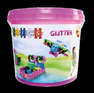 CB180 Klocki CLICS Glitter 8w1 - 2838507407
