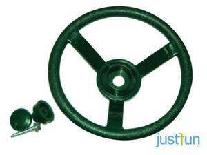 Kierownica Simple na plac zabaw zielona - 2849432141