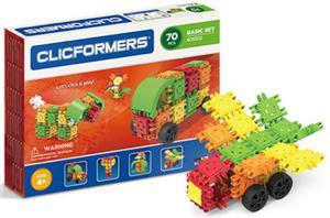 801002 Klocki CLICFORMERS 70 elementów - 2852505005