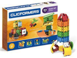 801003 Klocki CLICFORMERS 90 elementów - 2852505006