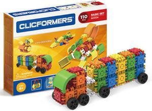 801004 Klocki CLICFORMERS 110 elementów - 2852505007