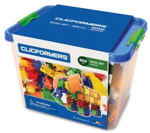 801008 Klocki CLICFORMERS 300 elementów - 2874680523