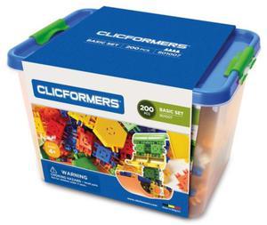 801007 Klocki CLICFORMERS 200 elementów - 2874680524