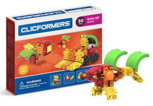 801006 Klocki CLICFORMERS 30 elementów - 2874680525
