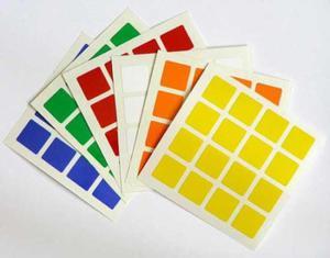Naklejki na kostkę Rubika 4x4x4 - 2832630063