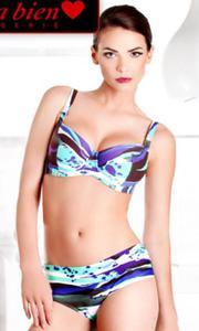 9e82d61b447e74 Gomera kostium kąpielowy oryginalny wzór 80D - 2831085974