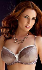 Rafaela miękki biustonosz na duży biust 65F - 2831090170