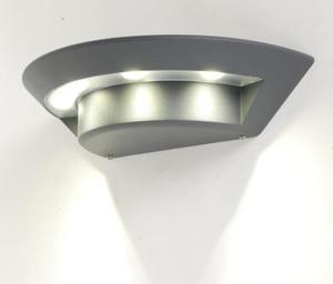 Lampa zewnętrzna UFO aluminium KINKIET SU-MA LED - 2832097429