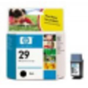 Oryginalny tusz 51629A (HP 29) Czarny - 2822703229
