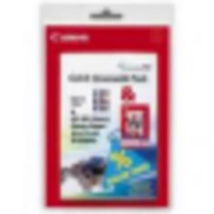 Oryginalny Multipack CLI-8C/M/Y + papier - 2822709341