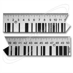 Łata kodowa do niwelatorów leica 0,5 m - 2101956298