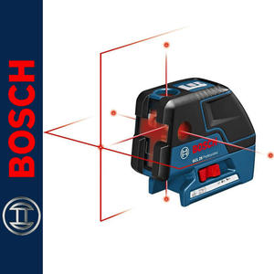 Bosch GCL 25 laser liniowo-punktowy - 2101956675