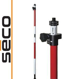 Tyczka pod lustro / GPS - SECO 2,60m, fiberglass - 2101956918